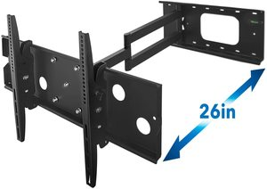 9. Mount-It! Long Arm TV Wall Mount