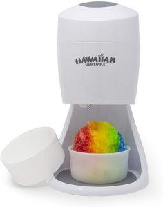 #1 Hawaiian Shaved Ice S900A Shaved Ice and Snow Cone Machine