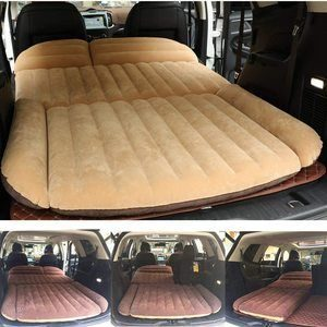1. Berocia SUV Air Mattress, Fast Inflation