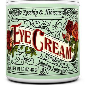 1. Eye Cream Moisturizer, Anti Aging Skin Care (1.7oz)