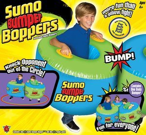 1. Sumo Bumper Boppers Belly Bumper Toy