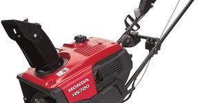 10. Honda Power Equipment Single-Stage Snow Blower