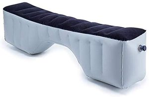10. OGLAND Inflatable Car Air Travel Bed Mattress