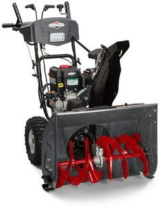 2. Briggs & Stratton Standard Series Dual-Stage Snow Blower