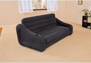 2. Intex Pull-out Sofa Inflatable Bed, Queen