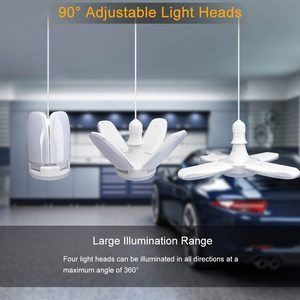 #3 LED Garage Light 60W E26 6000LM