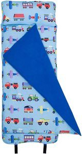#3 Wildkin Original Nap Mat with Pillow