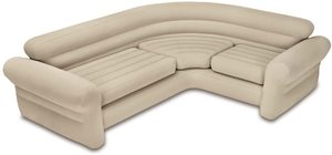 3. Intex Inflatable Corner Sofa,