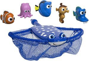 4. SwimWays Finding Dory Mr. Ray's Dive and Catch Game