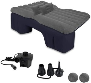 4. Zento Deals Car Inflatable Travel Air Mattress Bed