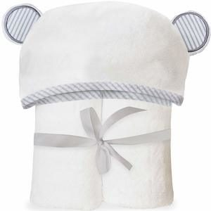#5 San Francisco Baby Ultra Soft Bamboo Hooded Baby Towel