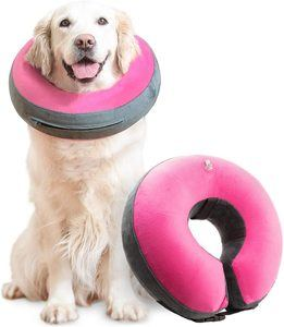 5. GoodBoy Comfortable Recovery Soft Inflatable E-Collar