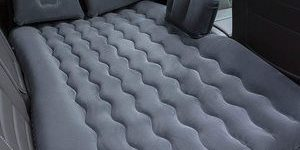 5. Onirii Inflatable Car Air Mattress with Back Seat Pump