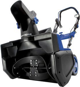 5. Snow Joe Electric Single Stage Snow Thrower