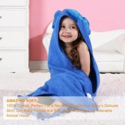Top 10 Best Hooded Towels in 2021 Reviews