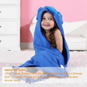 Top 10 Best Hooded Towels in 2020 Reviews