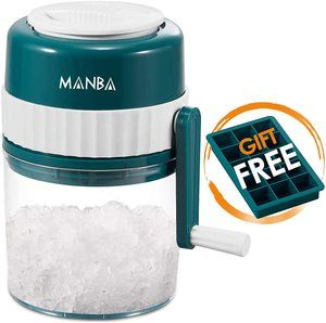 #8 MANBA Ice Shaver and Snow Portable Ice Crusher