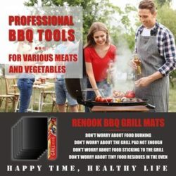 Top 10 Best Grill Mats in 2021 Reviews