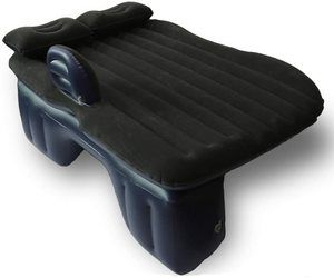 8. OGLAND Car Air Inflation Travel Bed Mattress