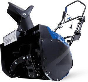 8. Snow Joe Electric Single Stage Snow Thrower