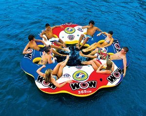 Top 10 Best Inflatable Floating Islands in 2021 Reviews