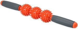 11. Gaiam Restore Massage Stick Pressure Point Muscle Massage Roller