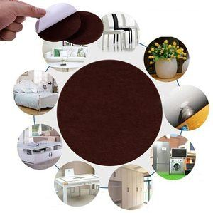 3. Felt Furniture Pads X-PROTECTOR 10 Pack