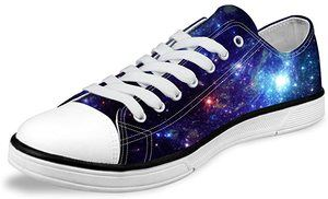 5. FOR U DESIGNS Stylish Canvas Fashion Sneaker