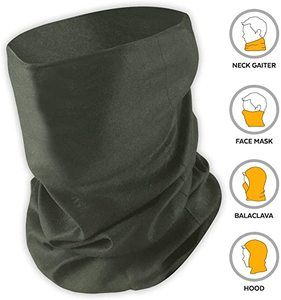 5. Face Mask Bandana & Neck Gaiter