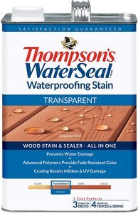 6. THOMPSONS WATERSEAL TH.041831-16 Transparent Waterproofing Stain