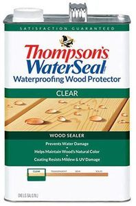 7. THOMPSONS WATERSEAL 21802 VOC Wood Protector