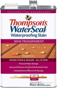 8. THOMPSONS WATERSEAL TH.042851-16 Waterproofing Stain
