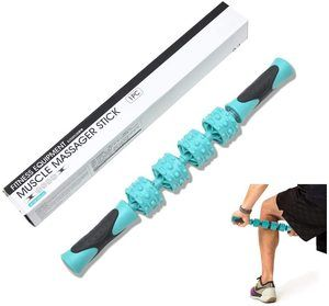 9. Roebieh Muscle Roller Stick, 16. Body Massage Stick Tool
