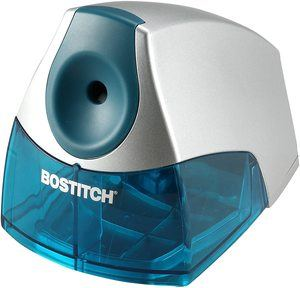 1. Bostitch Electric Pencil Sharpener (EPS4-BLUE)