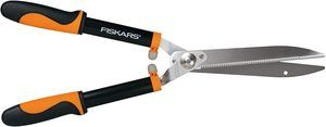 1. Fiskars 9181 Power-Lever Steel Handle Hedge Shears