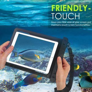 1. MoKo Universal Waterproof Case for Tablets