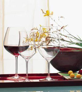 1. Schott Zwiesel Tritan Crystal Glass, Set of 6