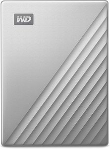 1. WD 5TB My Passport Ultra for Mac