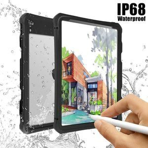 10. IACase IP68 Waterproof iPad Pro 11 Inch