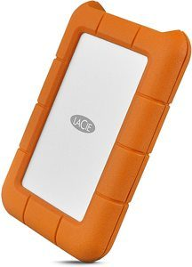 10. LaCie Rugged USB-C 5TB External Hard Drive
