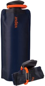 10. Vapur Eclipse Flexible Water Bottle - with Carabiner
