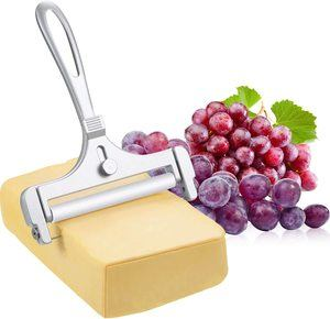 2. Boao Stainless Steel Wire Cheese Slicer