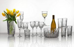 2. Waterford Markham Wine Glasses, Set Of 4