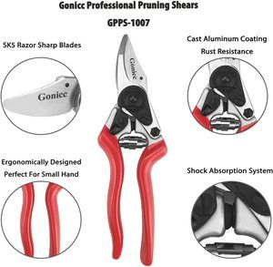 3. Gonicc Professional Sharp Bypass
