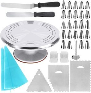 3. Kootek 35-in-1 Cake Decorating Supplies