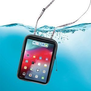 3. Nite Ize Runoff Waterproof Tablet Case with Lanyard