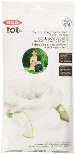 3. OXO Tot 2-in-1 Go Potty Refill Bags