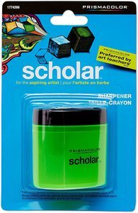 3. Prismacolor Scholar Pencil Sharpener