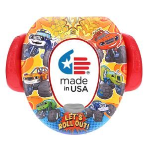 4. Nickelodeon Blaze and the Monster Machines Let's Roll Out Potty Seat