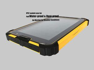 5. Ultra Rugged 8-inch Android Tablet Barcode Scanner